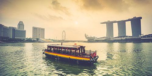 Viajar por libre en Singapur
