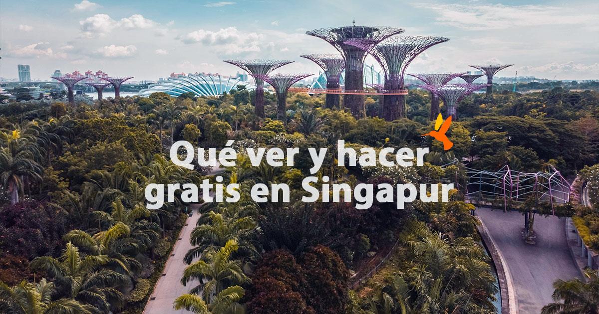 Guía de viaje de Singapur