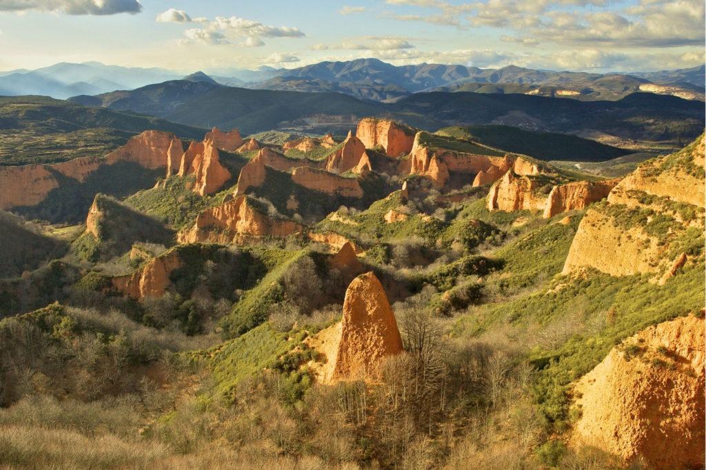 Las Médulas, un monumento natural de incalculable belleza