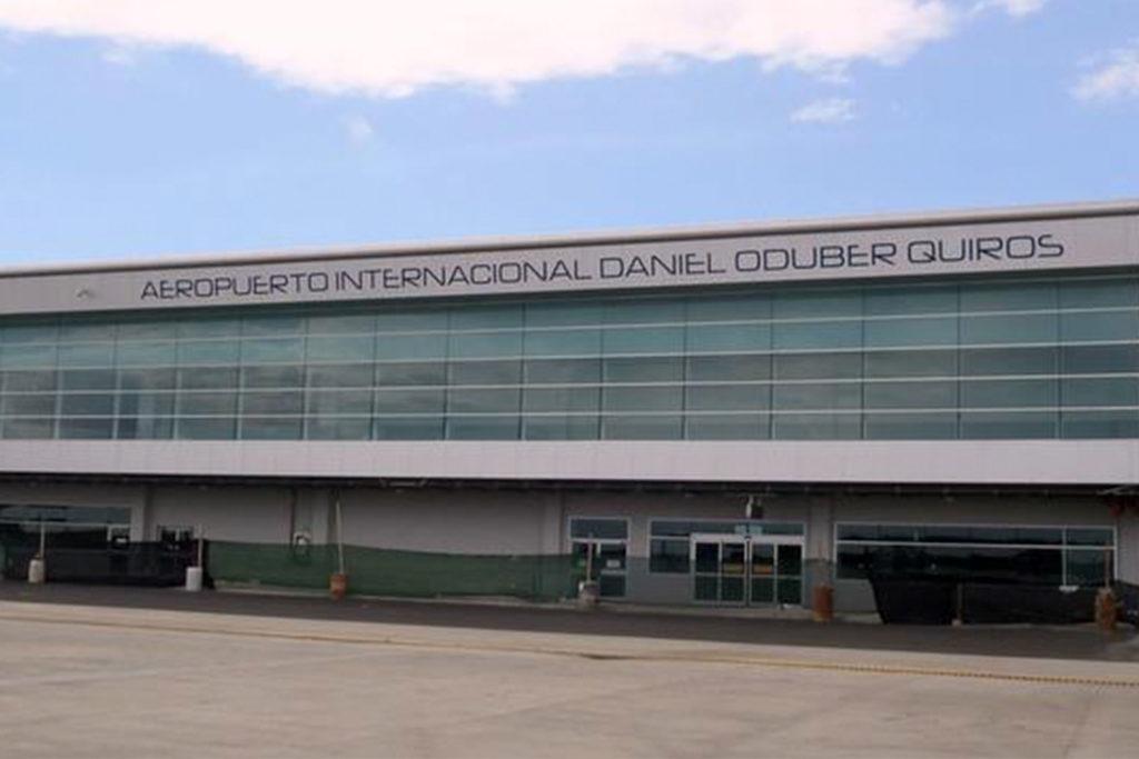 El Aeropuerto Daniel Oduber Quirós es uno de los dos de Costa Rica que permiten la entrada desde España (Iata)