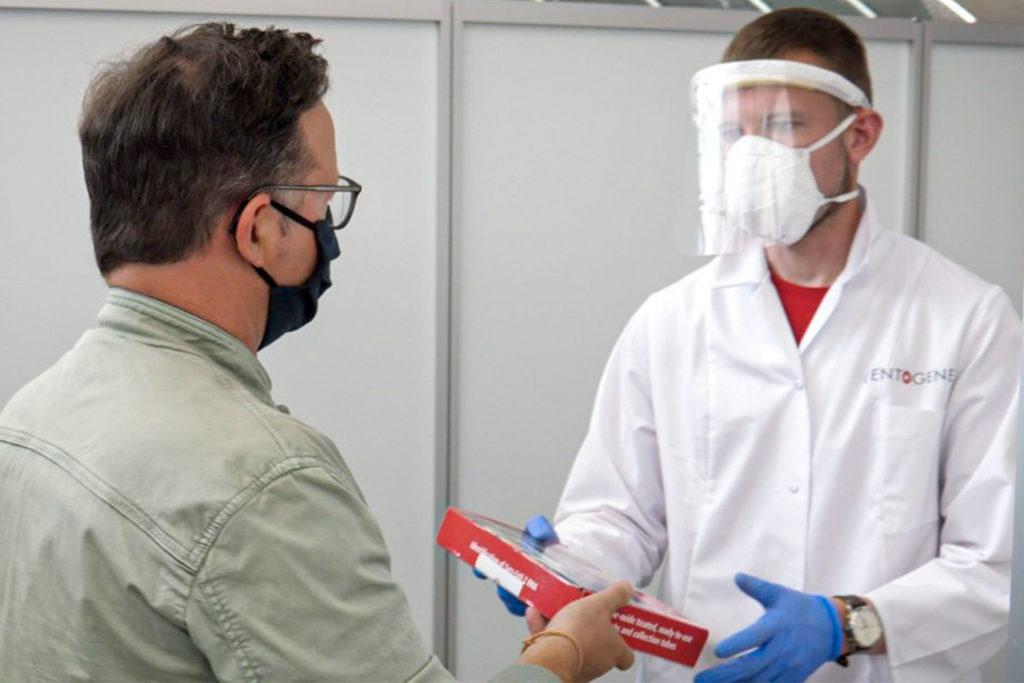 Alemania exige test PCR (que se puede realizar en el aeropuerto de destino) para viajar desde España sin cuarentena (Lufthansa)