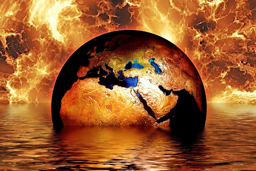 Los expertos confían en que los viajeros se preocupen más por el cambio climático (geralt – Pixabay)