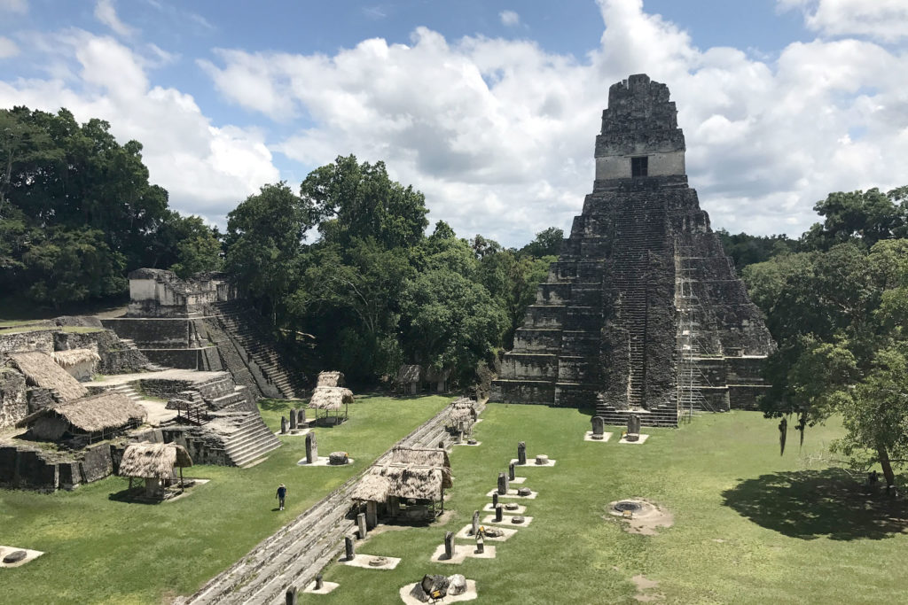 Tikal (Guatemala), cultura e historia a raudales (Pixabay – ickandgak)