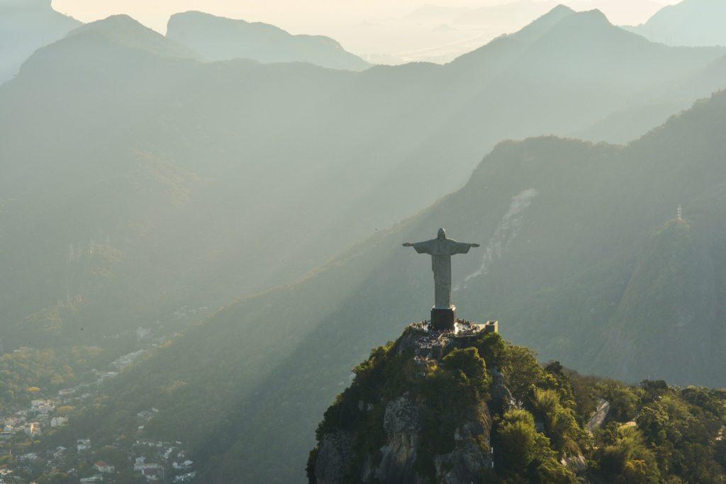Si te preguntas a qué países se puede viajar desde España, Brasil es uno de ellos (Unsplash)