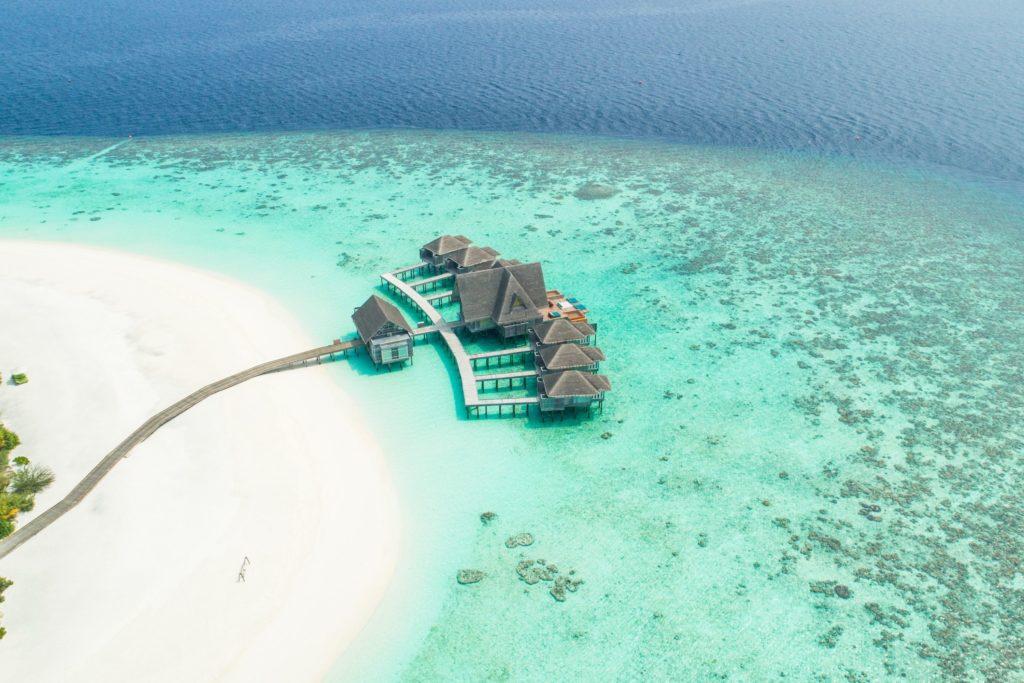 Viajar a Maldivas desde España es posible (Unsplash)